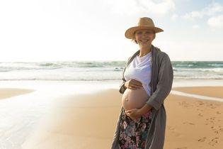 """""""Skwar"""" na dworze a ciąża – co musisz wiedzieć?"""