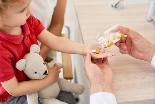 Dlaczego dzieci powinny przyjmować witaminę C?