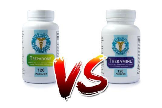 Trepadone vs Theramine – co wybrać na ból stawów?