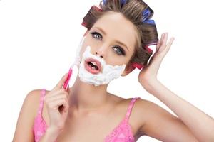 Jak depilować twarz?