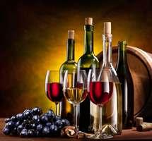 Wino dobrze wpływa na naszą urodę