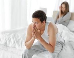 Problemy z erekcją - przyczyny problemów ze wzwodem