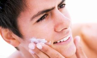 Męska pielęgnacja twarzy