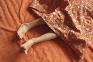 Zespół niespokojnych nóg – problem osób młodych i starszych