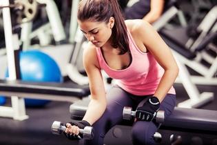 Kobiety na siłowni - jak pokonać wstyd?