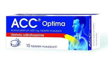 ACC Optima - wykrztuś to z siebie