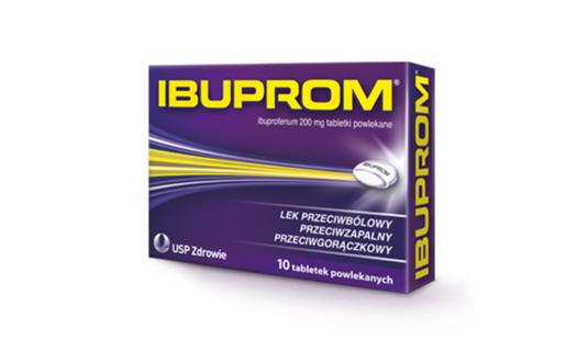 Ibuprom - dlaczego czasami może się wydawać, że nie działa?