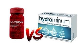 Apetiblock vs Hydrominum