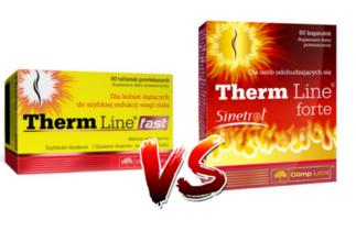 Therm Line Fast vs Therm Line Forte - te same czy różne?