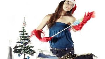 Spalanie kalorii podczas przygotowań do Świąt