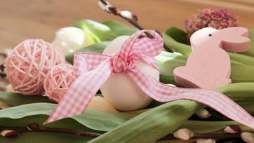 Zdrowych i pogodnych Świąt Wielkanocnych!