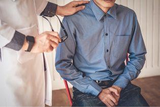 Na czym polega badanie prostaty u lekarza?
