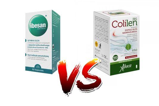 Ibesan vs Colilen IBS