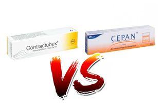 Cepan vs Contractubex
