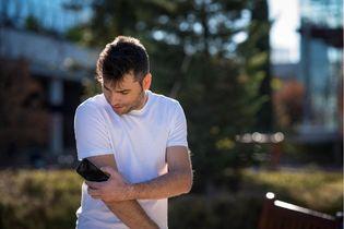 aplikacja FreeStyle LibreLink do mierzenia poziomu cukru telefonem