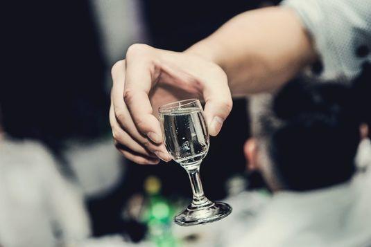 odtrucie alkoholowe