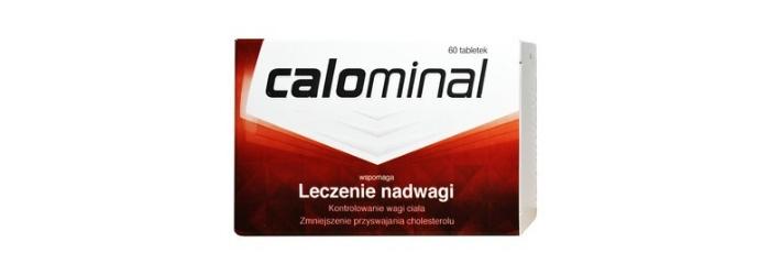 Calominal tabletki na nadwagę i odchudzanie