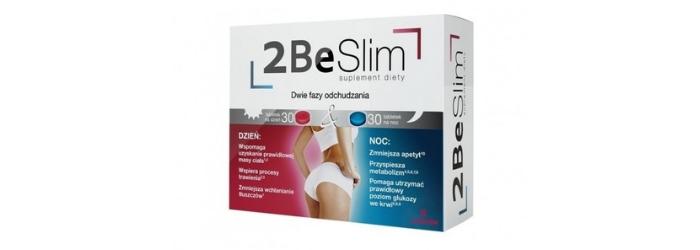 2Be Slim tabletki na odchudzanie