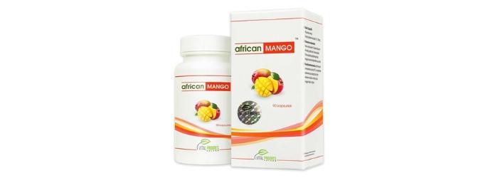 African Mango kapsułki na odchudzanie