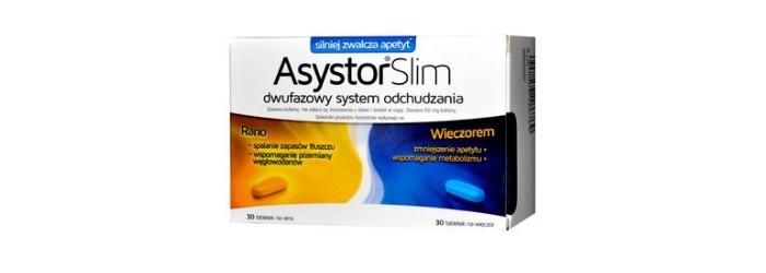 AsystorSlim tabletki na odchudzanie