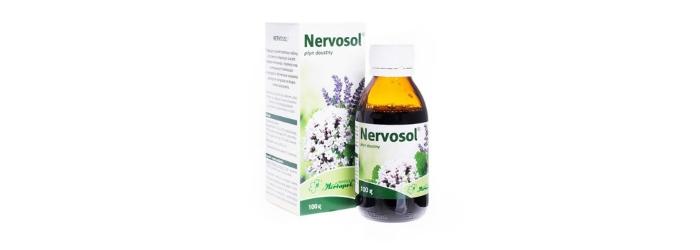 Nervosol lek uspokajający