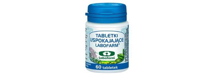 Tabletki uspokajające Labofarm – lek na uspokojenie
