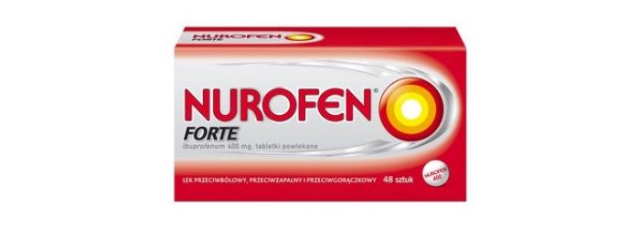 Nurofen Forte tabletki przeciwbólowe