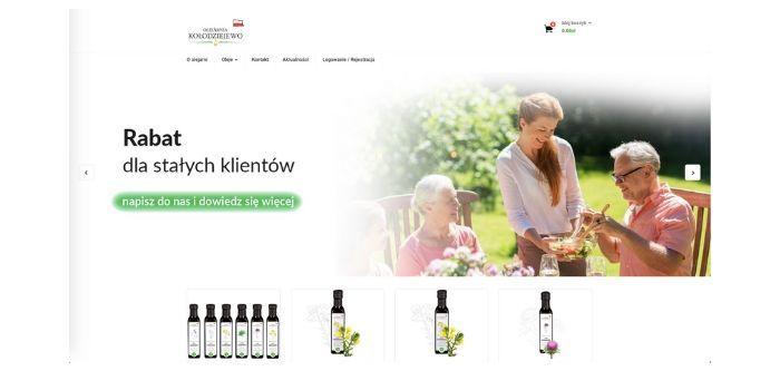 Olejarnia Kołodziejewo – rodzinna tłocznia olejów roślinnych