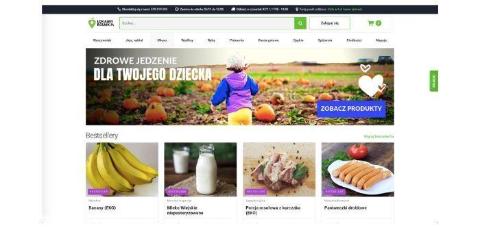 Lokalnyrolnik.pl – zdrowa żywność wprost od rolnika