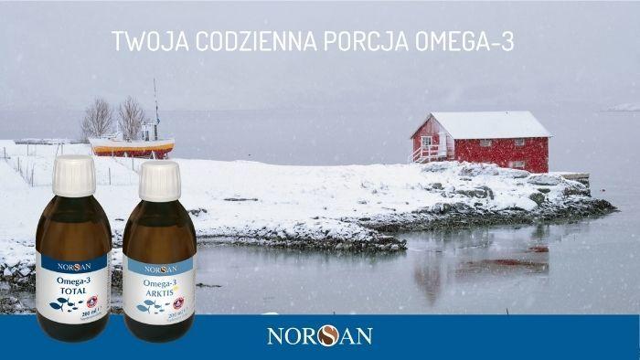 NORSAN – twoja codzienna porcja omega-3