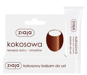 Kokosowa, Balsam do ust