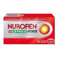 Nurofen Ultra Forte (Nurofen Express Forte)