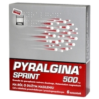 PYRALGINA SPRINT