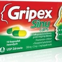 Gripex SinuCaps