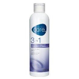 Care, 3 in 1 Cleanser, Toner and Moisturiser
