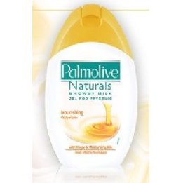 Naturals, Shower Milk, Nourishing with Milk & Honey