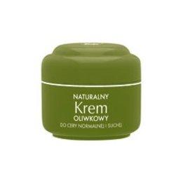 Krem naturalny oliwkowy