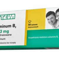 Vitaminum B2 Teva