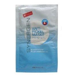 Synergen, Anti-Pickel Maske Antibakteriell