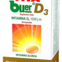 Vita Buer D3 1000 j.m.