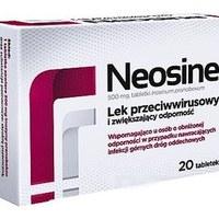 Neosine tabletki