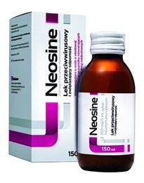 Neosine syrop