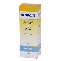 Propolis w aerozolu 7%