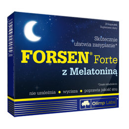 Forsen Forte z Melatoniną