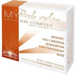 My Beauty system - Sun Complex