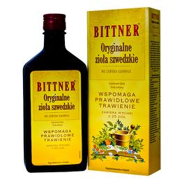 BITTNER Oryginalne zioła szwedzkie