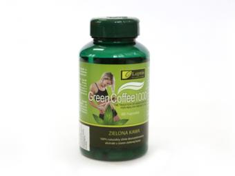Kawa Zielona Tabletki