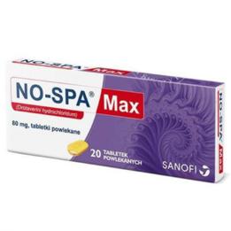 NO-SPA Max