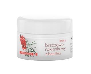 Krem Brzozowo-Rokitnikowy Z Betuliną