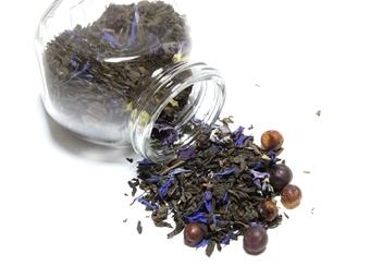 Herbata Puerh Żurawinowy